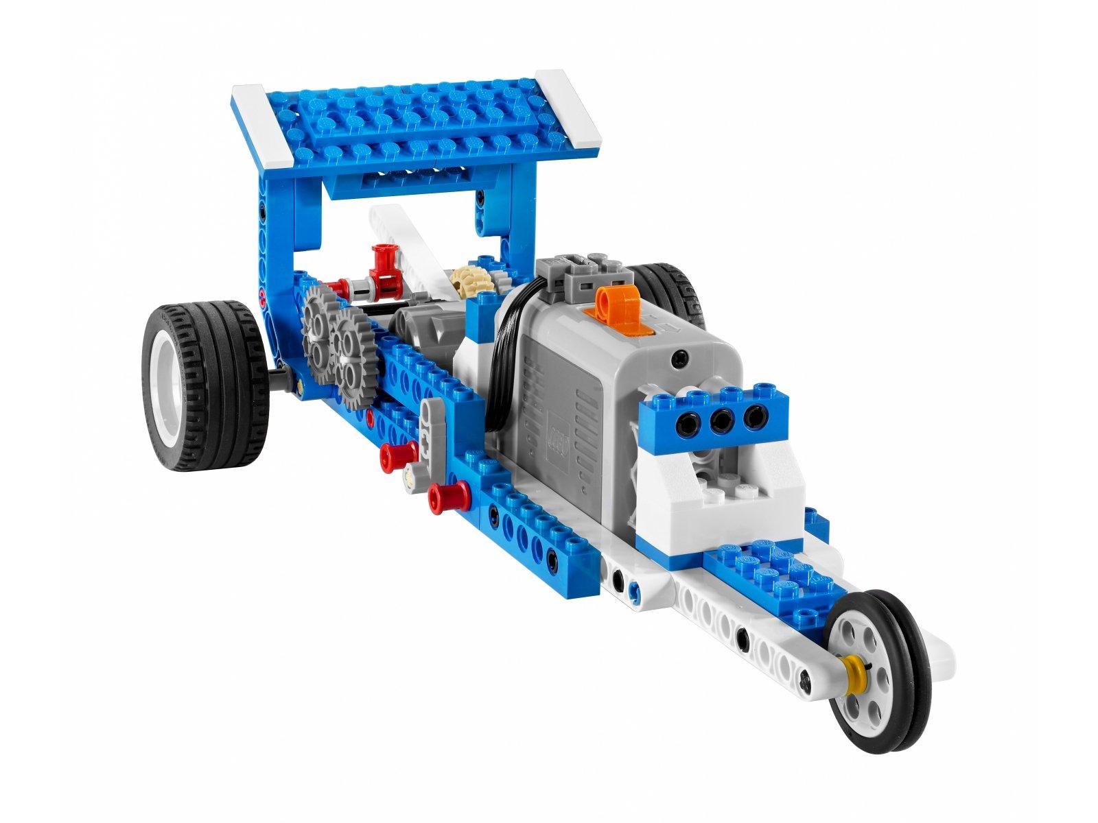 LEGO 9686 Zestaw prostych i zasilanych maszyn