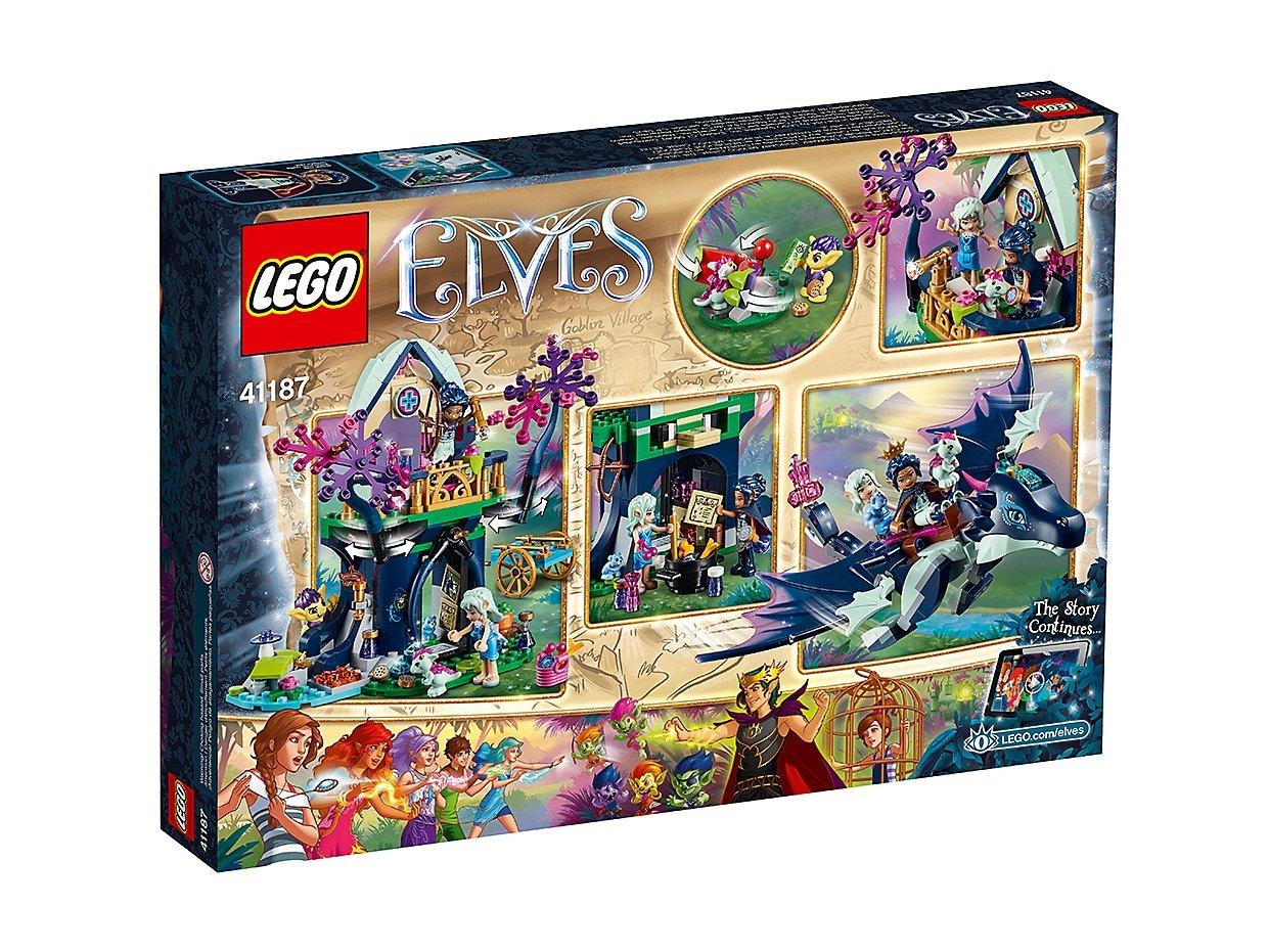 LEGO Elves Ukryta lecznica Rosalyn