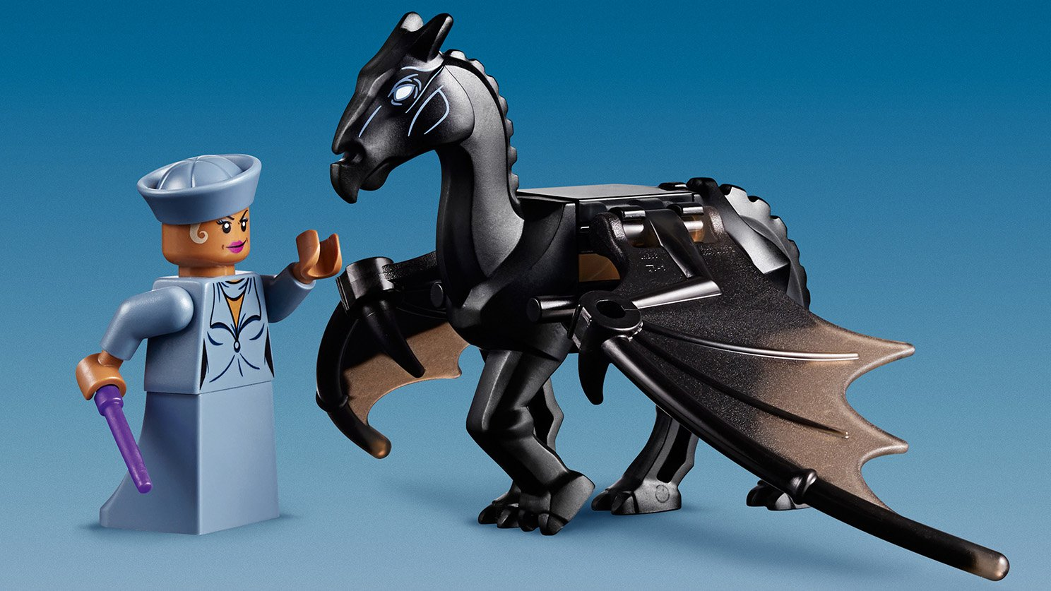 LEGO 75951 Ucieczka Grindelwalda
