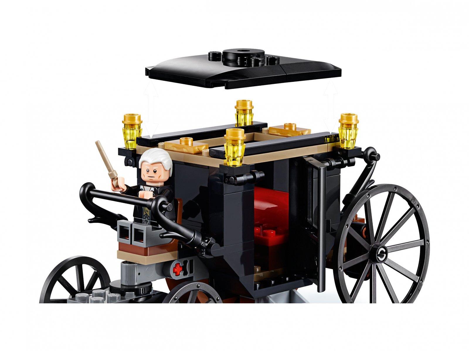LEGO 75951 Fantastic Beasts™ Ucieczka Grindelwalda
