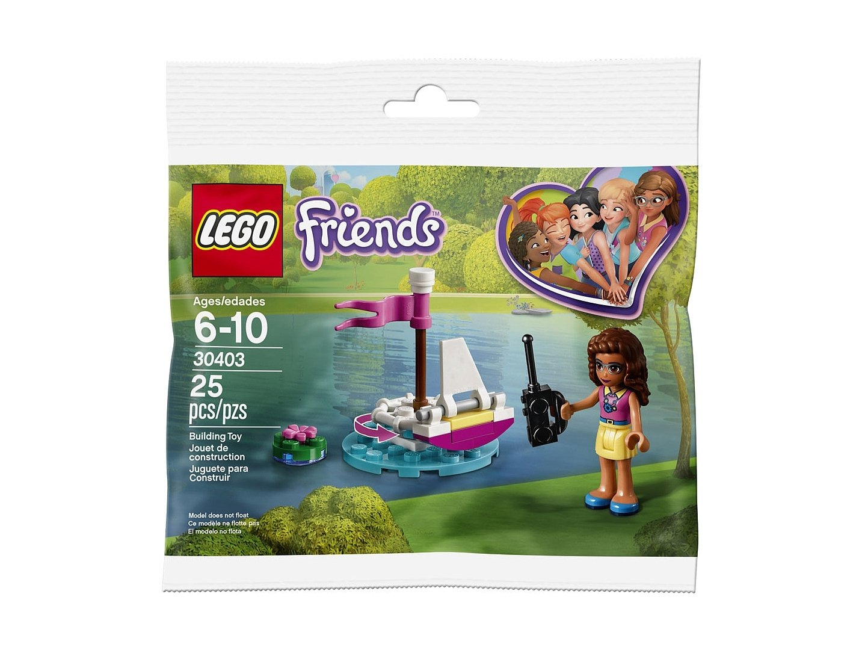 Lego Friends 30403 Łódź Olivii