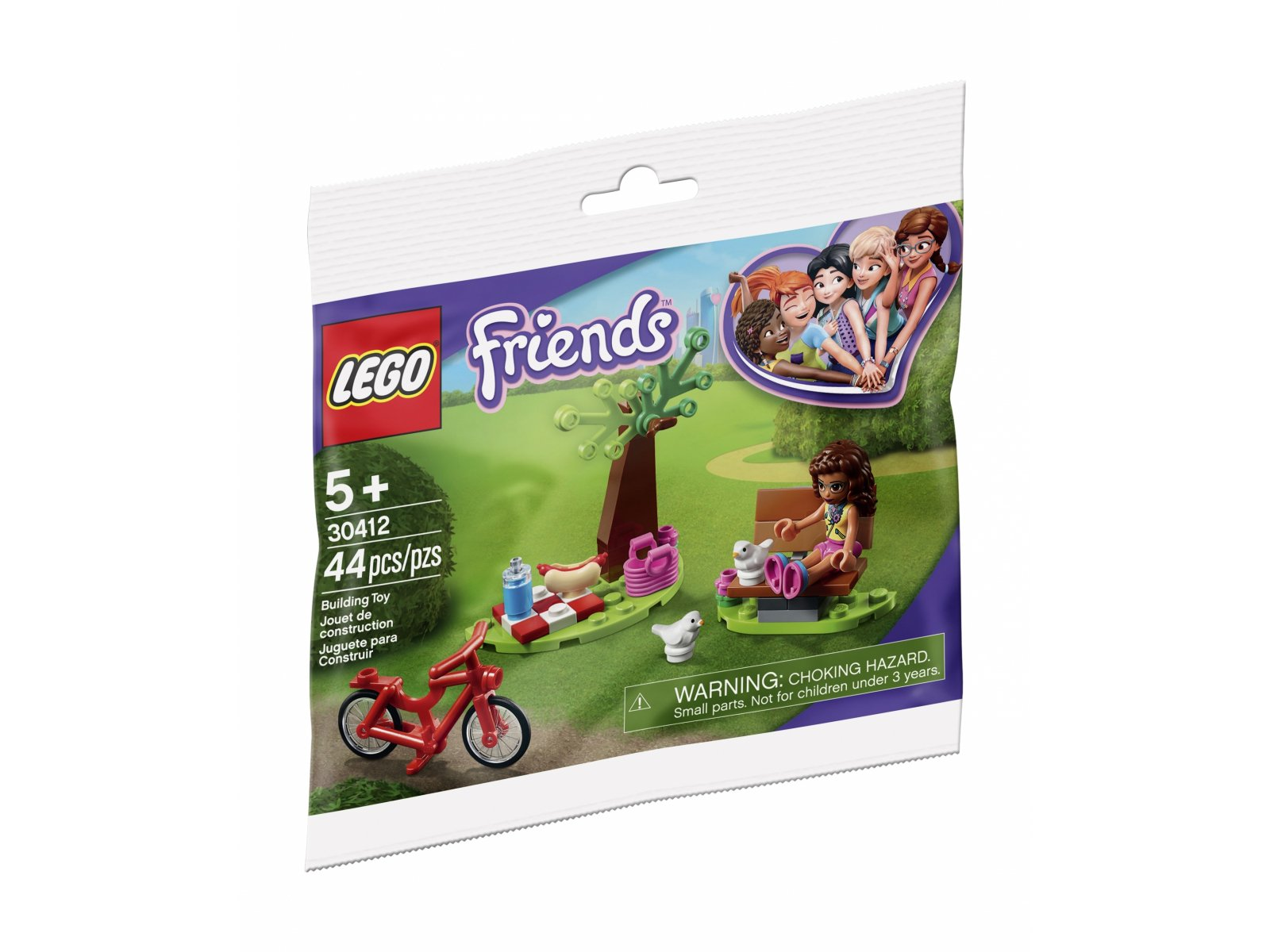 LEGO 30412 Piknik w parku