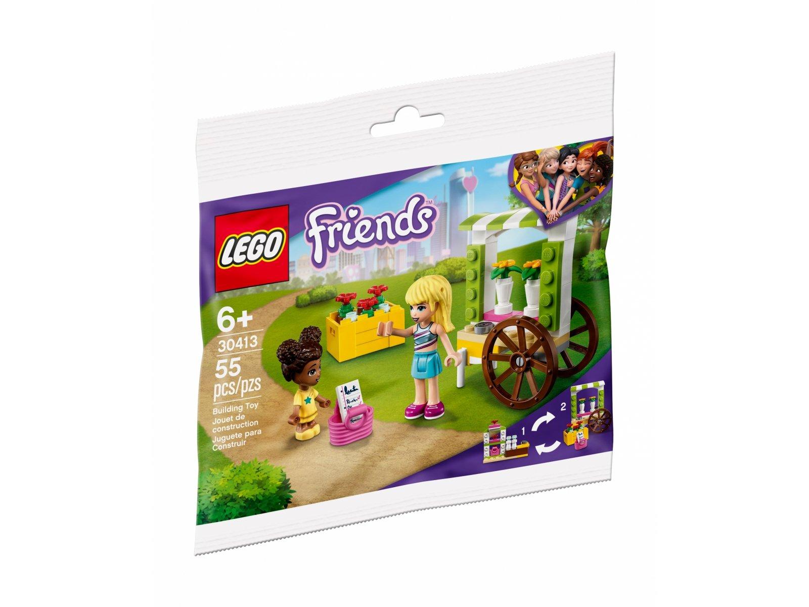 LEGO Friends Wózek z kwiatami 30413