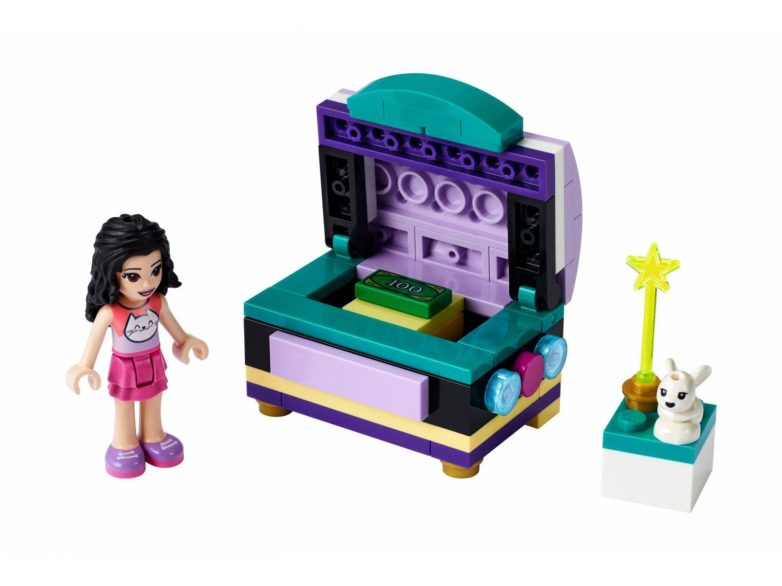 LEGO Friends 30414 Magiczny kufer Emmy