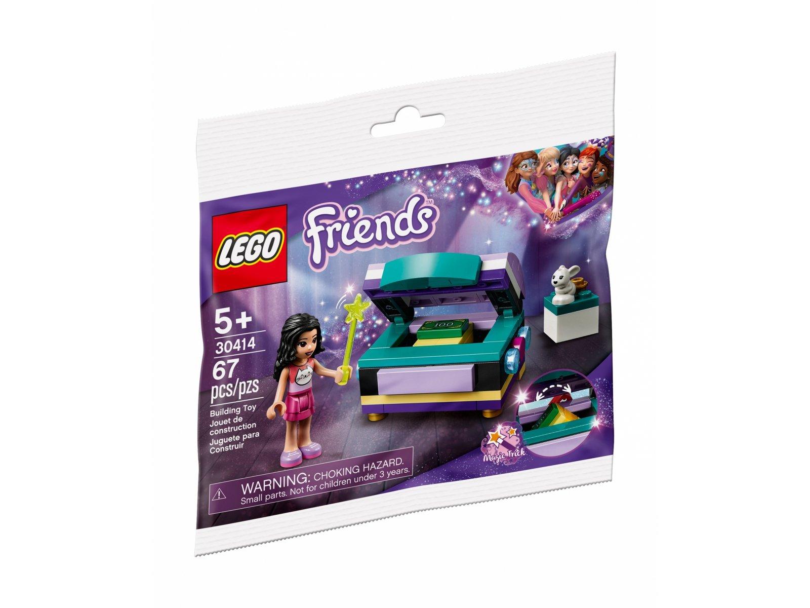 LEGO 30414 Magiczny kufer Emmy