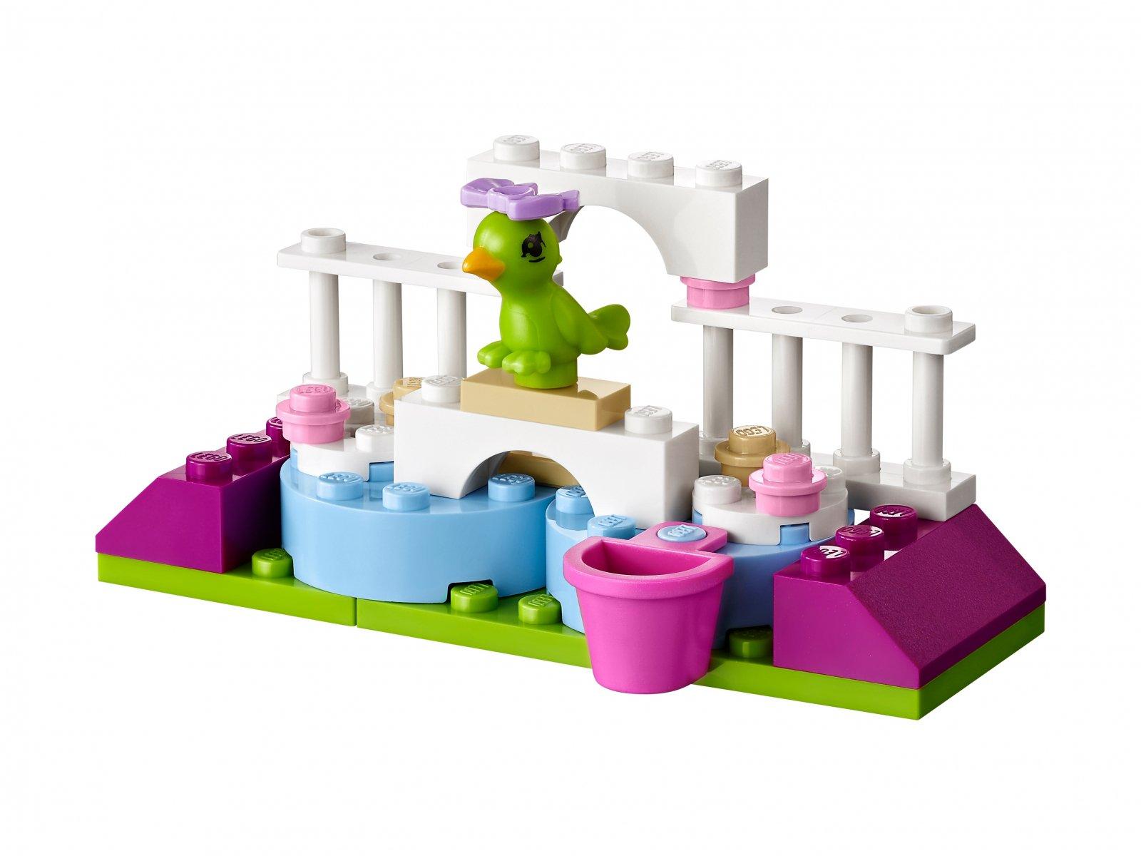Lego 41024 Friends Domek Papugi Zklockówpl