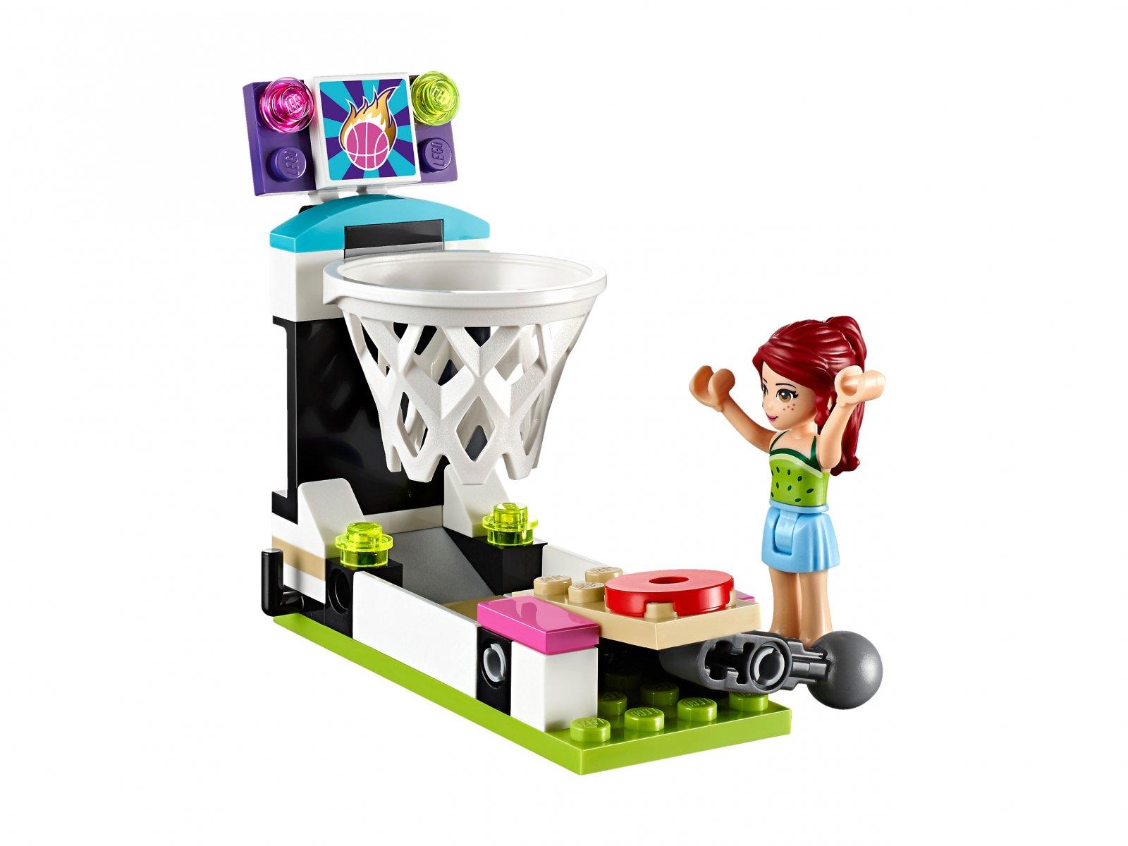 Lego 41127 Friends Automaty W Parku Rozrywki Zklockówpl