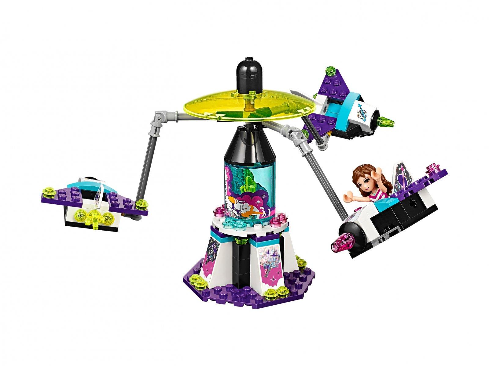 Lego 41128 Friends Kosmiczna Karuzela W Parku Rozrywki