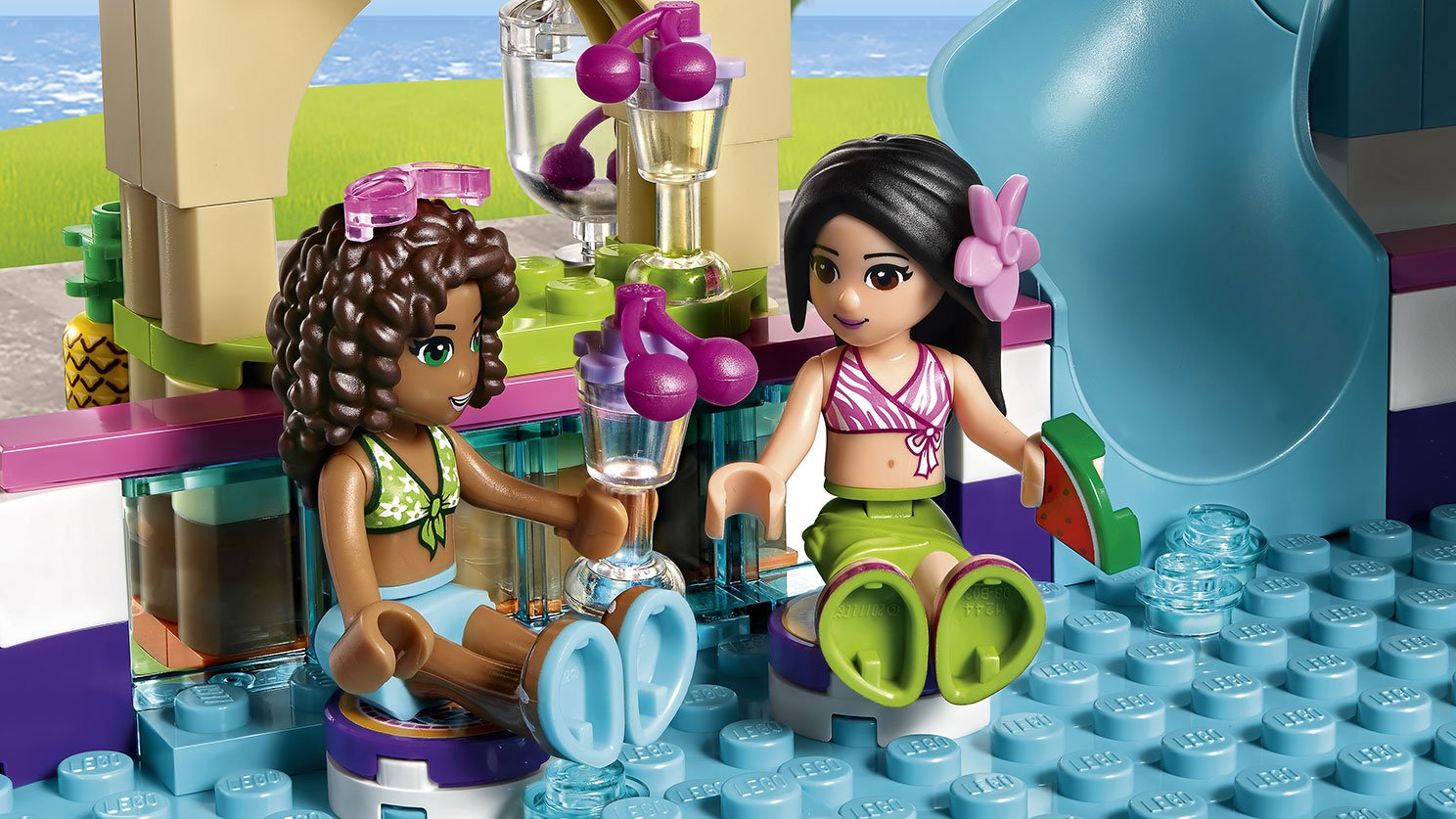 LEGO 41313 Friends Basen w Heartlake