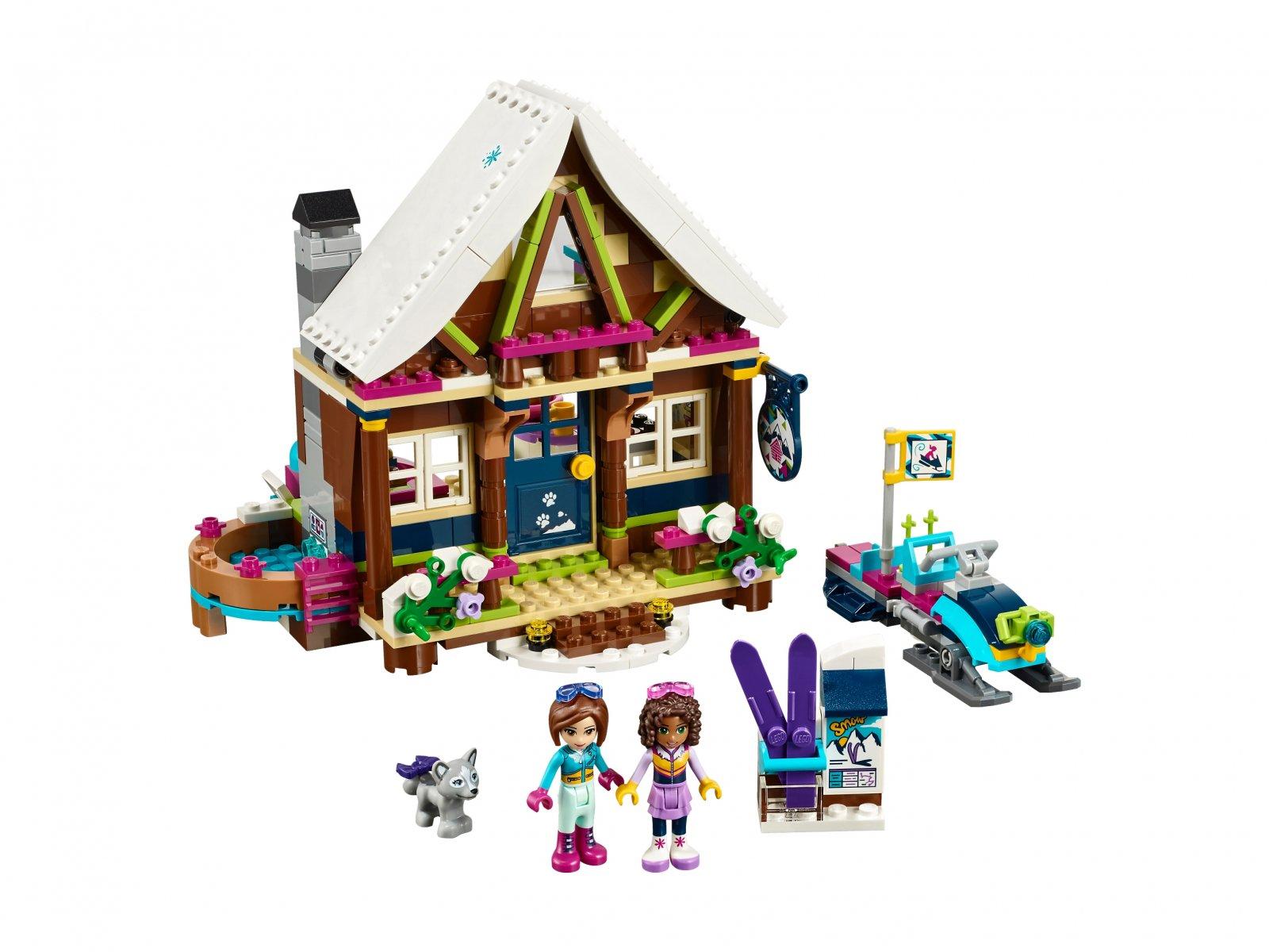 LEGO Friends Górski domek