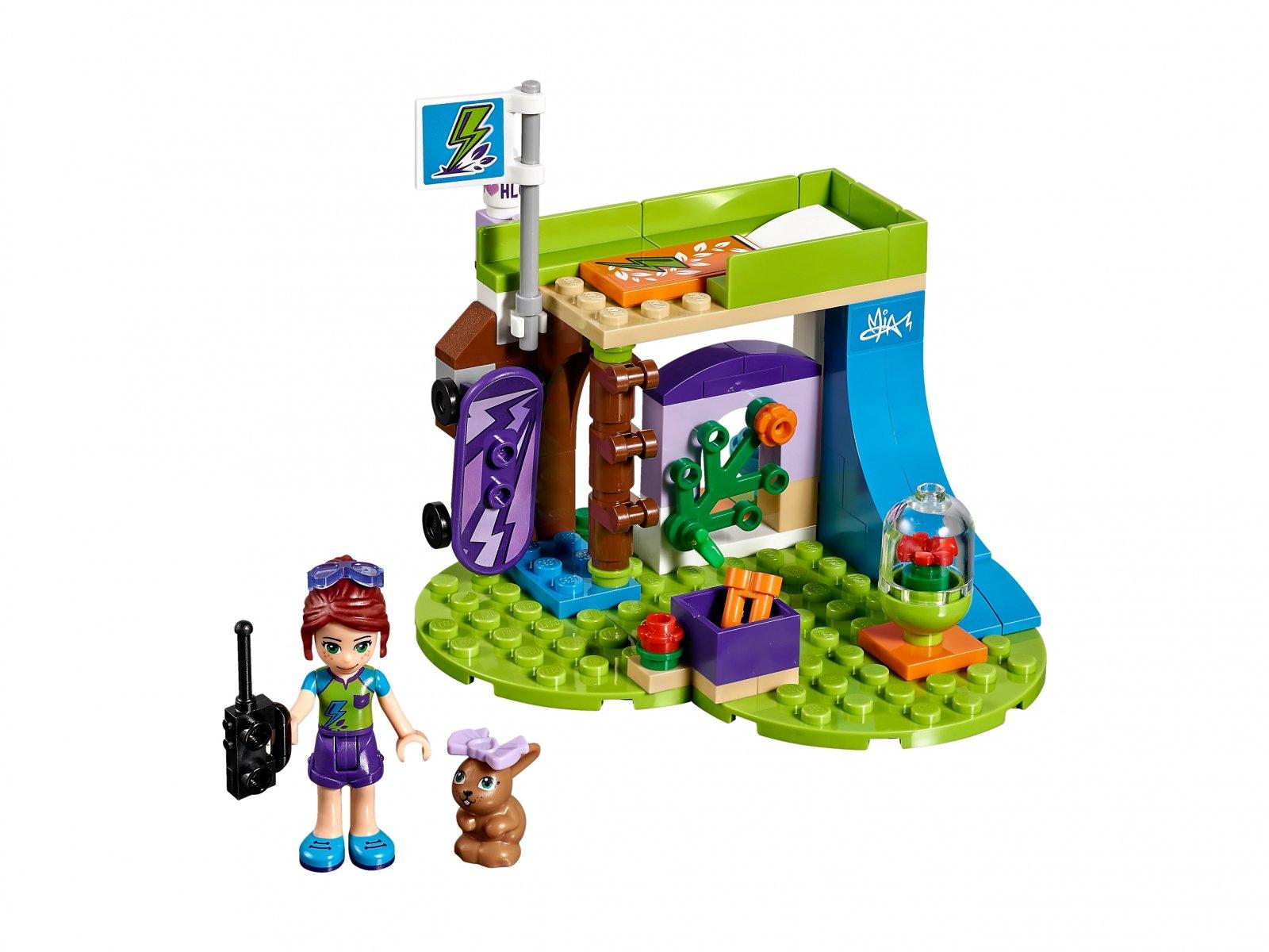LEGO Friends Sypialnia Mii 41327
