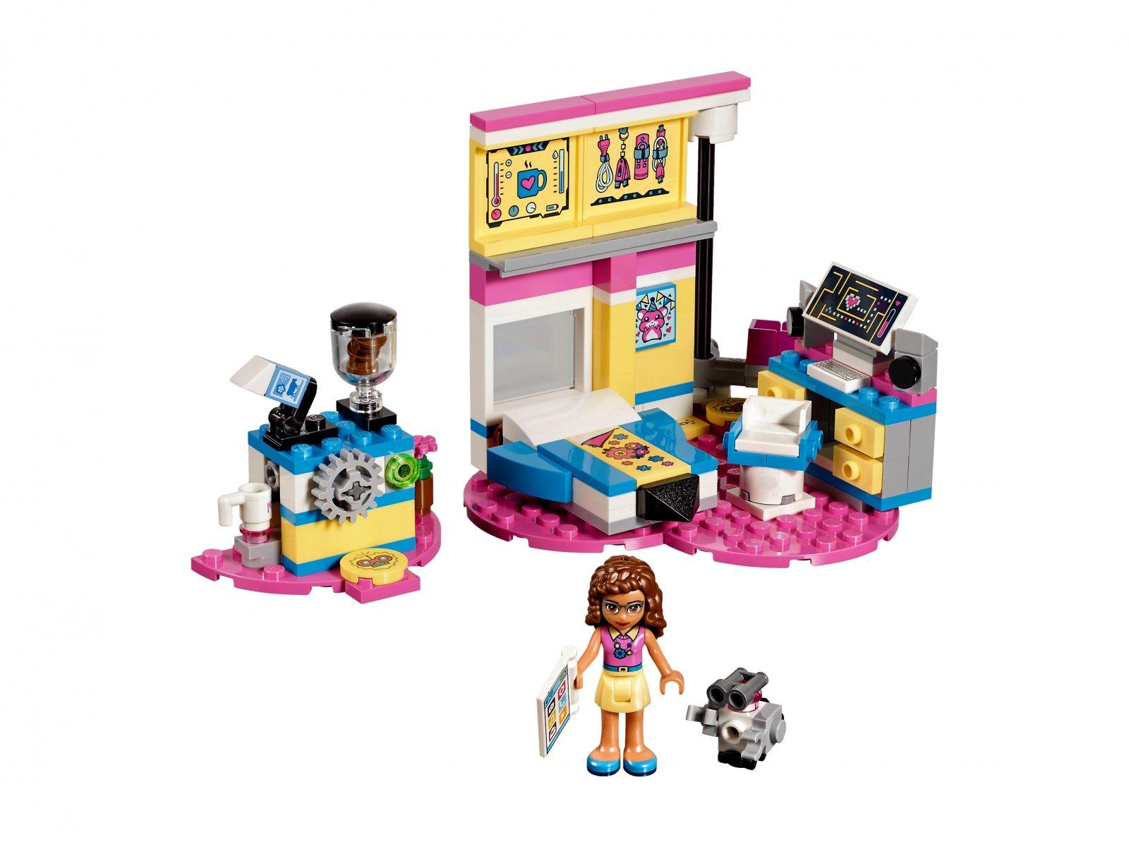 41329 Lego Friends Sypialnia Olivii