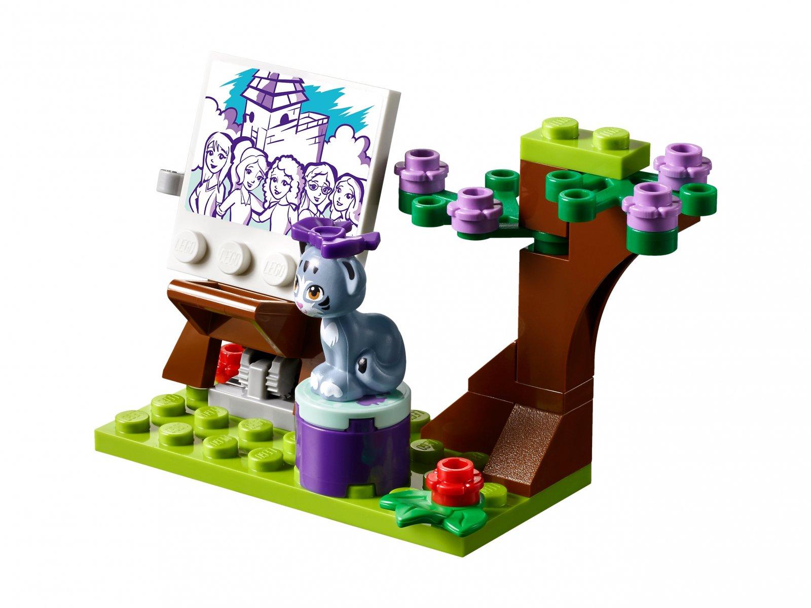LEGO 41332 Stoisko z rysunkami Emmy