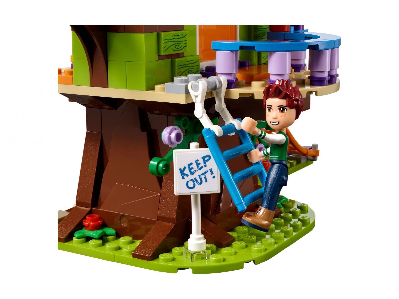 Lego 41335 Friends Domek Na Drzewie Mii Zklockówpl