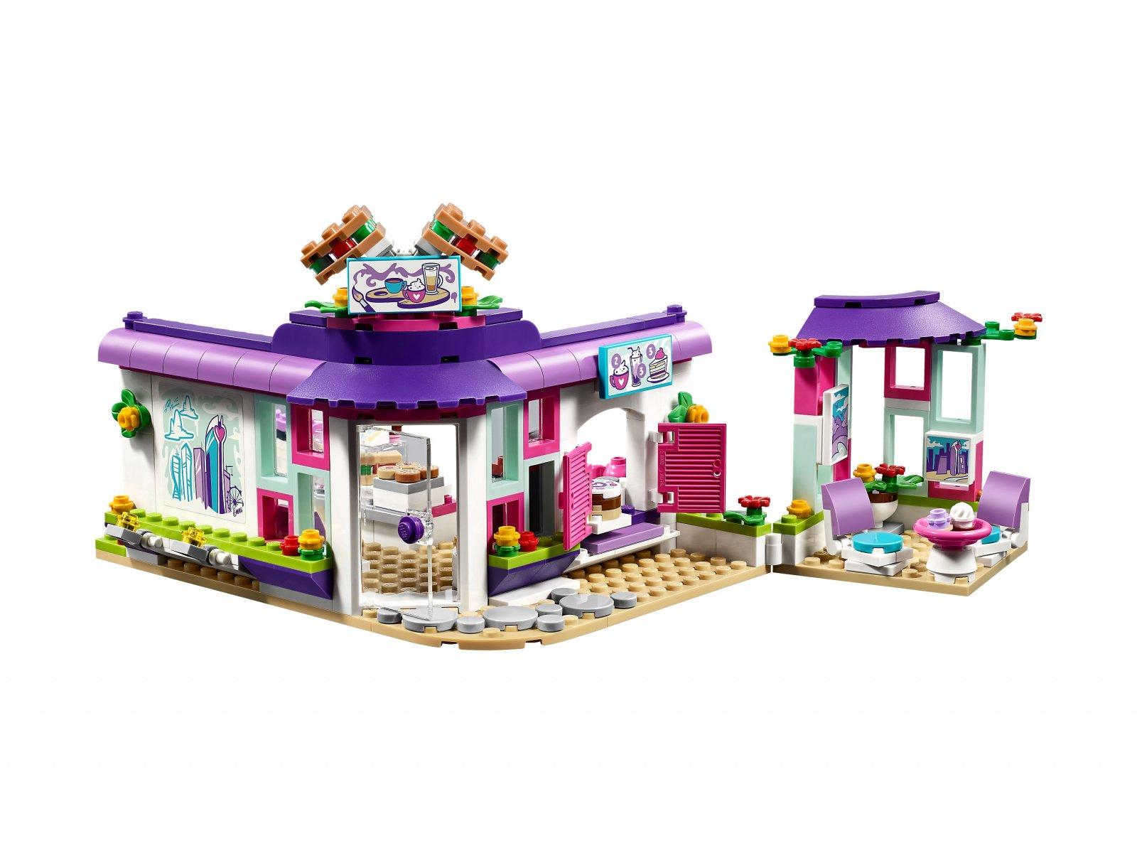 Lego 41336 Friends Artystyczna Kawiarnia Emmy Zklockówpl
