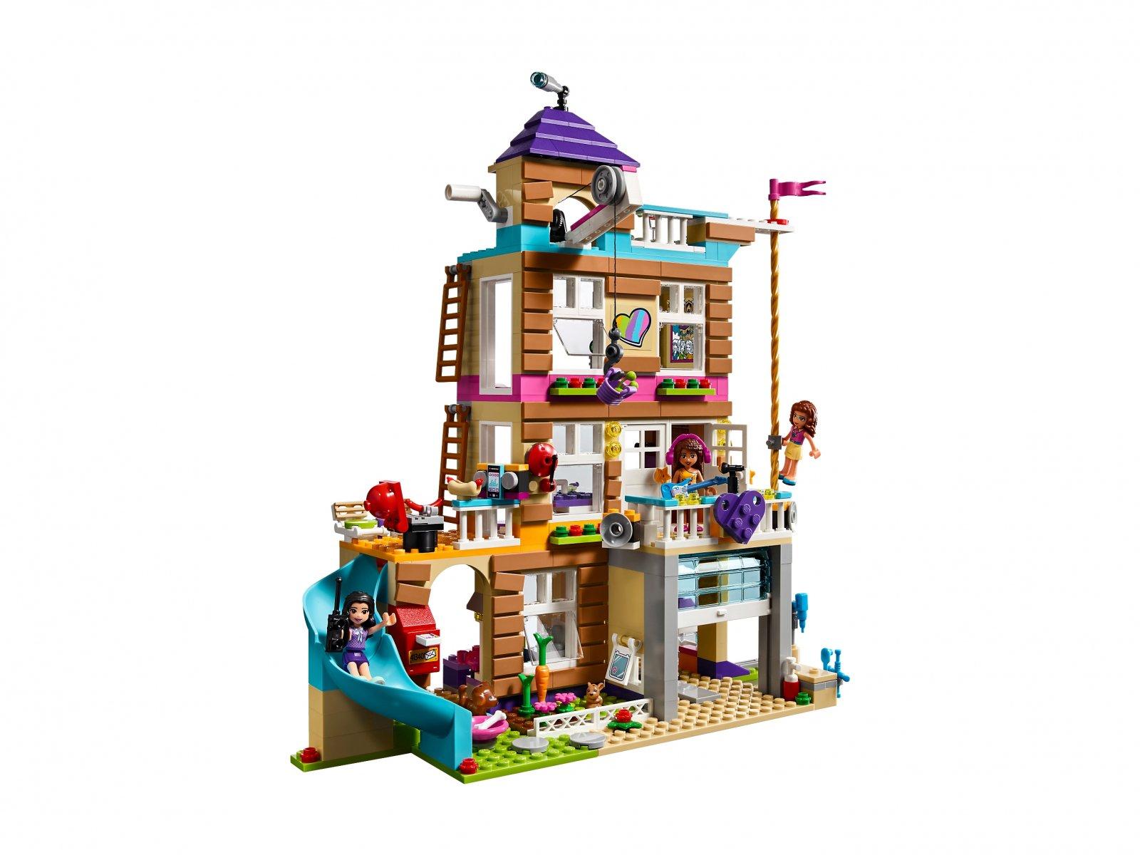 LEGO Friends 41340 Dom przyjaźni