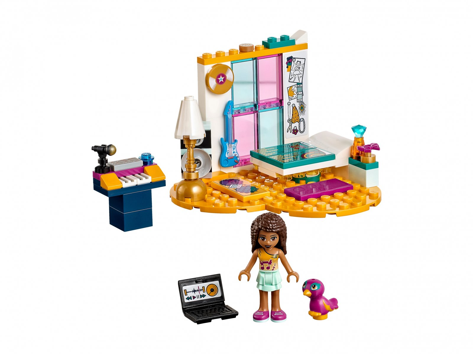 LEGO 41341 Sypialnia Andrei