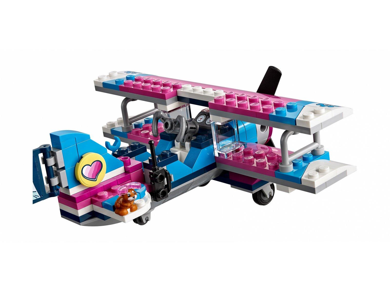 LEGO Friends Lot samolotem nad Miastem Heartlake
