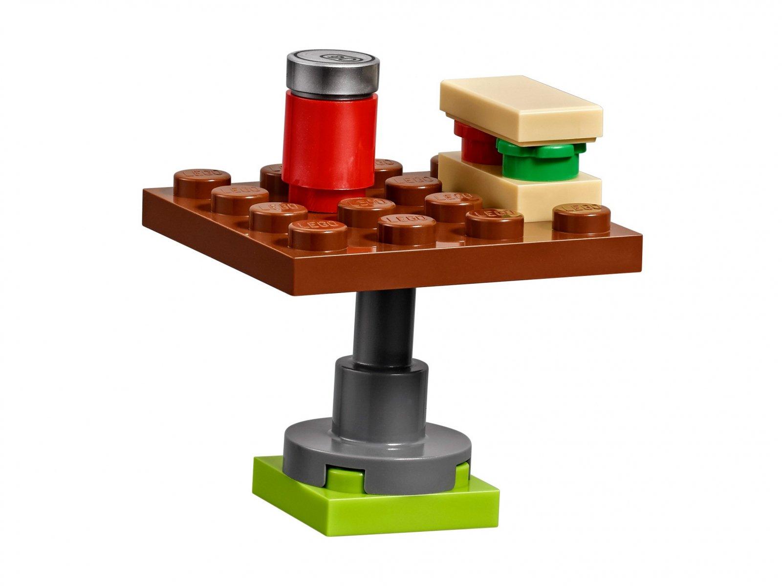 LEGO Friends Lot samolotem nad Miastem Heartlake 41343