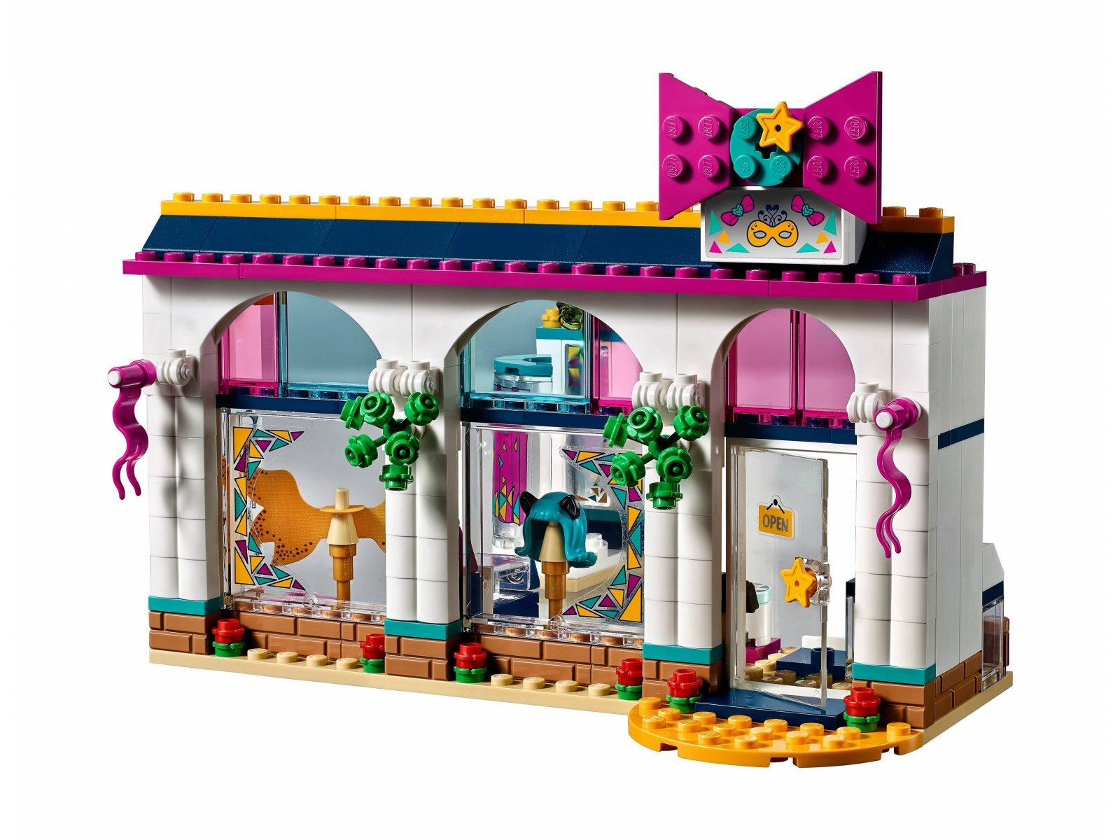 LEGO Friends 41344 Sklep z akcesoriami Andrei