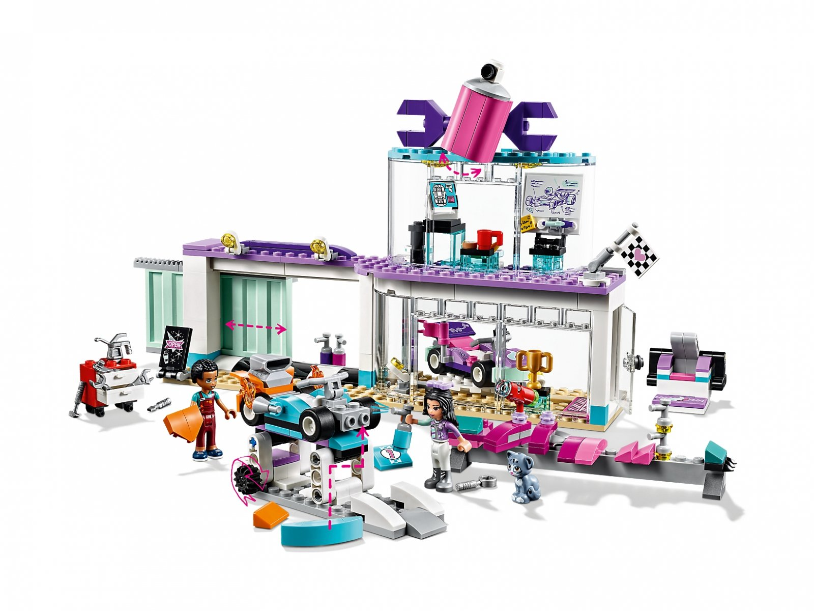 LEGO Friends Kreatywny warsztat 41351