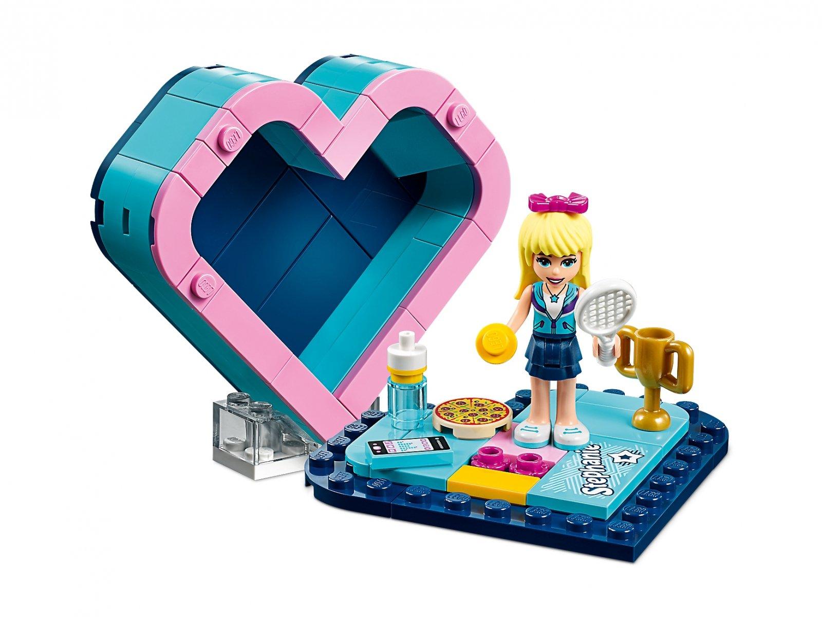 Lego 41356 Friends Pudełko W Kształcie Serca Stephanie