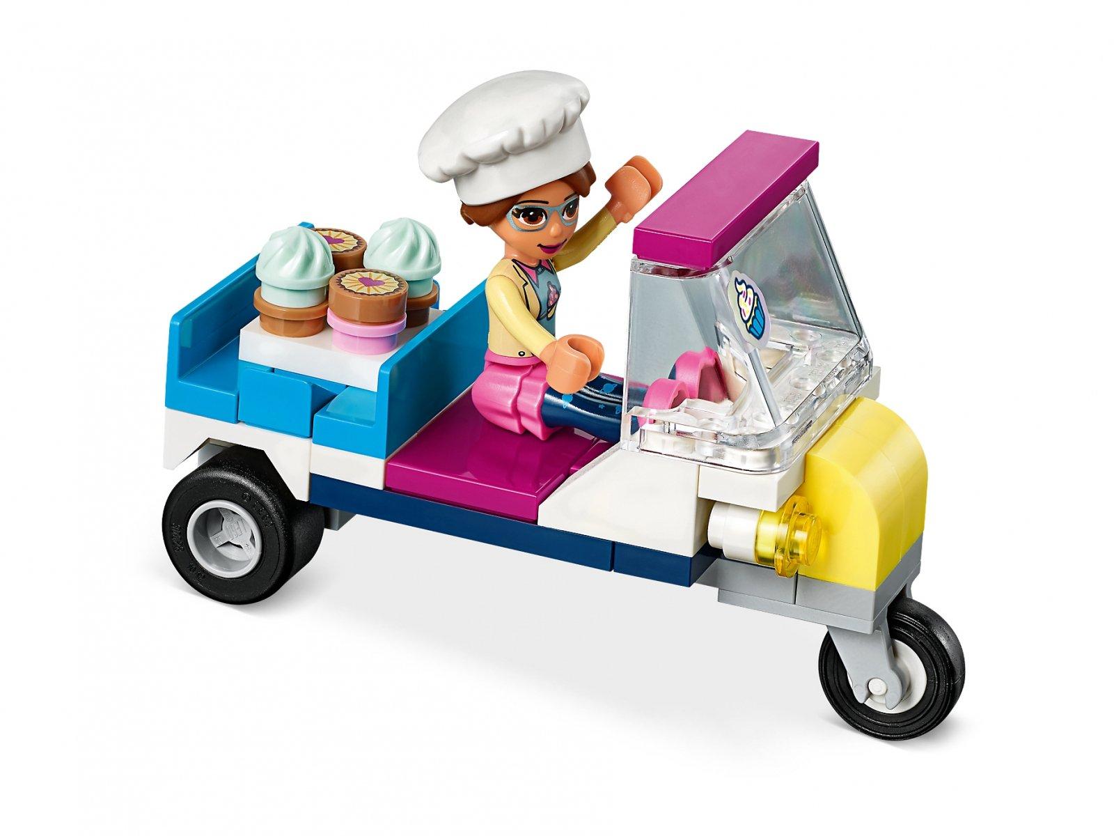 LEGO 41366 Friends Cukiernia z babeczkami Olivii