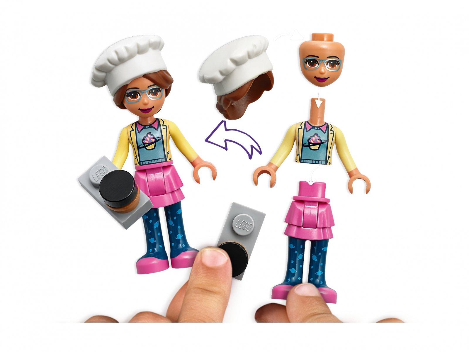 LEGO 41366 Cukiernia z babeczkami Olivii