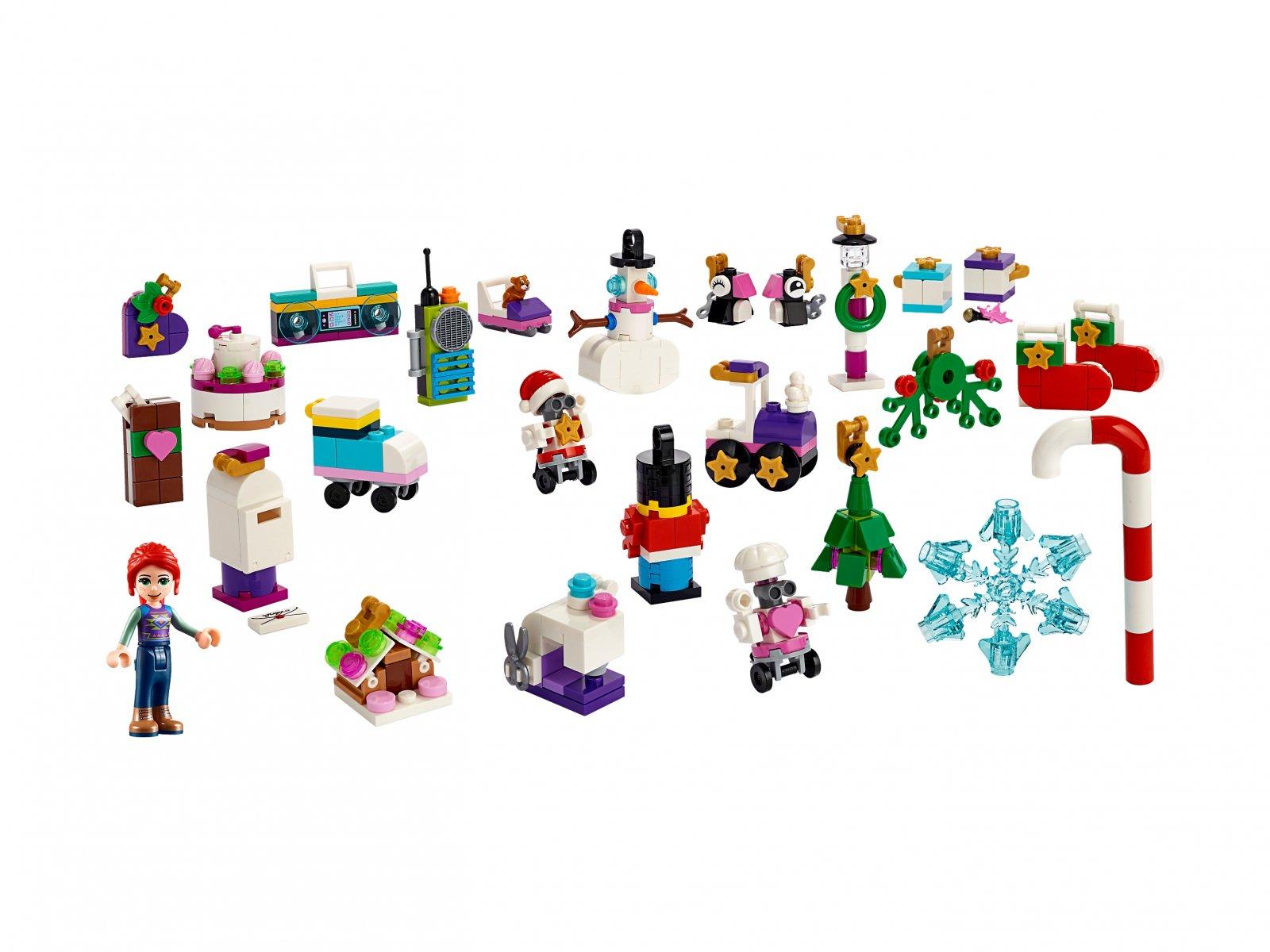 LEGO 41382 Friends Kalendarz adwentowy