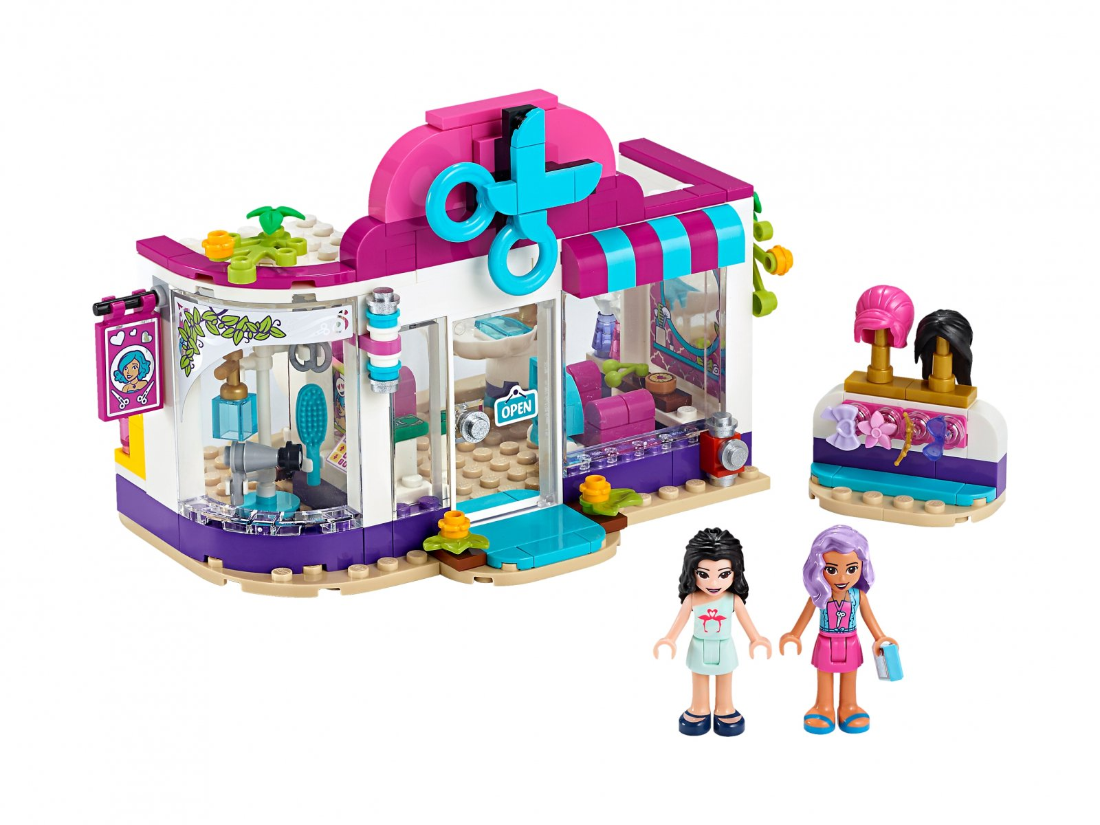 LEGO Friends 41391 Salon fryzjerski w Heartlake