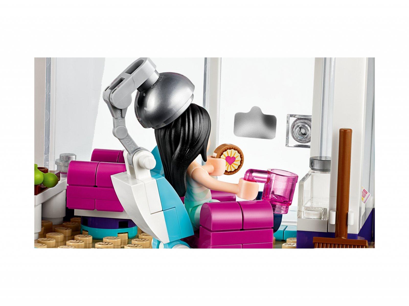 LEGO 41391 Salon fryzjerski w Heartlake