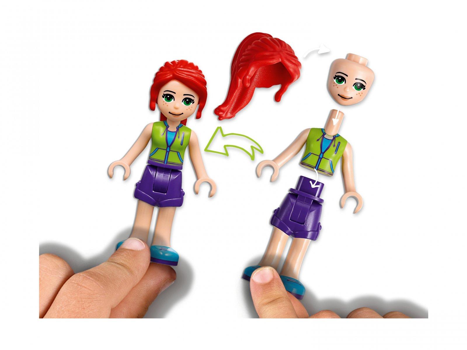 LEGO 41392 Friends Luksusowy kemping