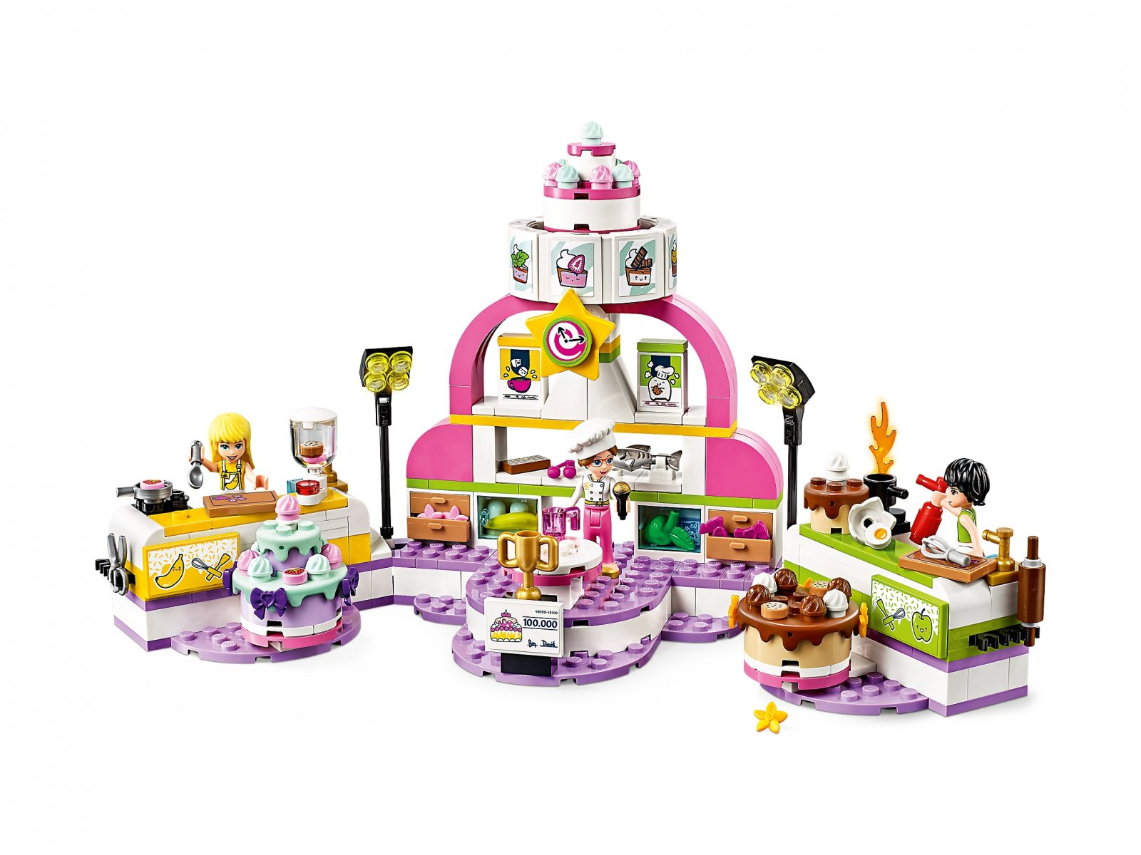 LEGO Friends Konkurs pieczenia 41393