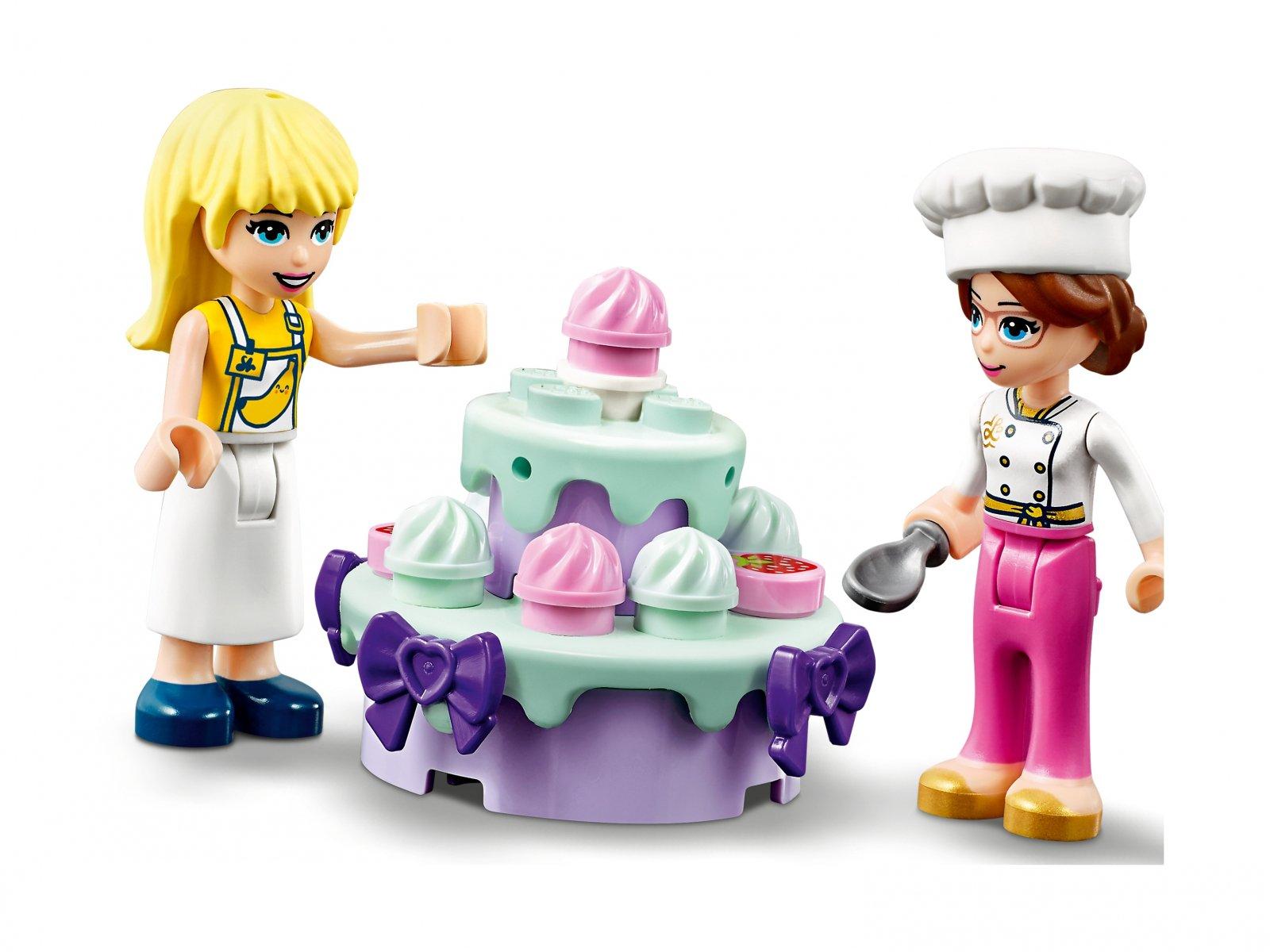 LEGO 41393 Friends Konkurs pieczenia