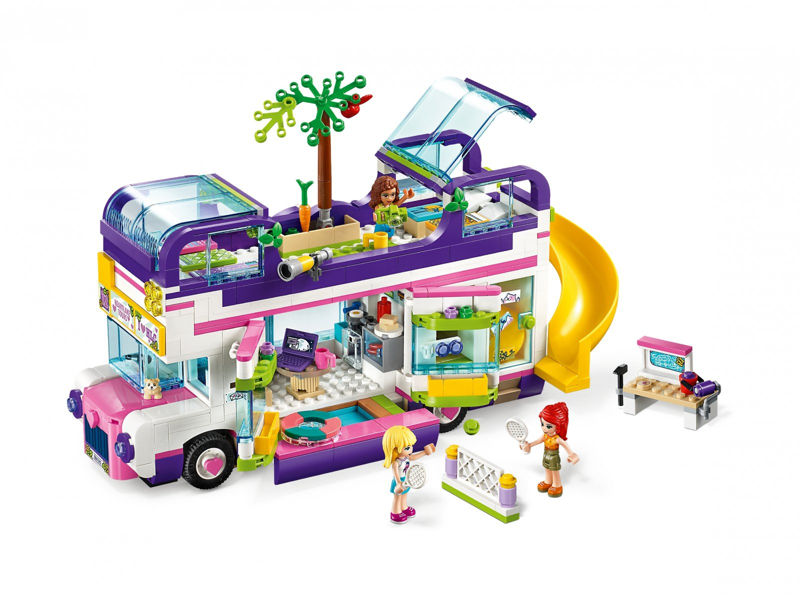 LEGO Friends 41395 Autobus przyjaźni