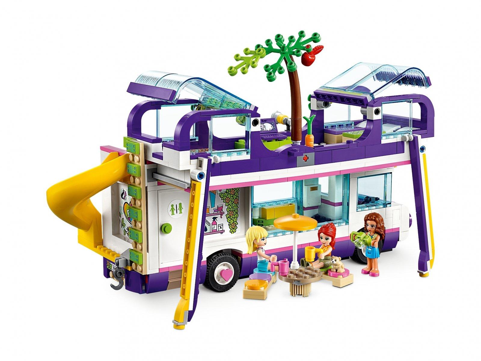 LEGO 41395 Friends Autobus przyjaźni