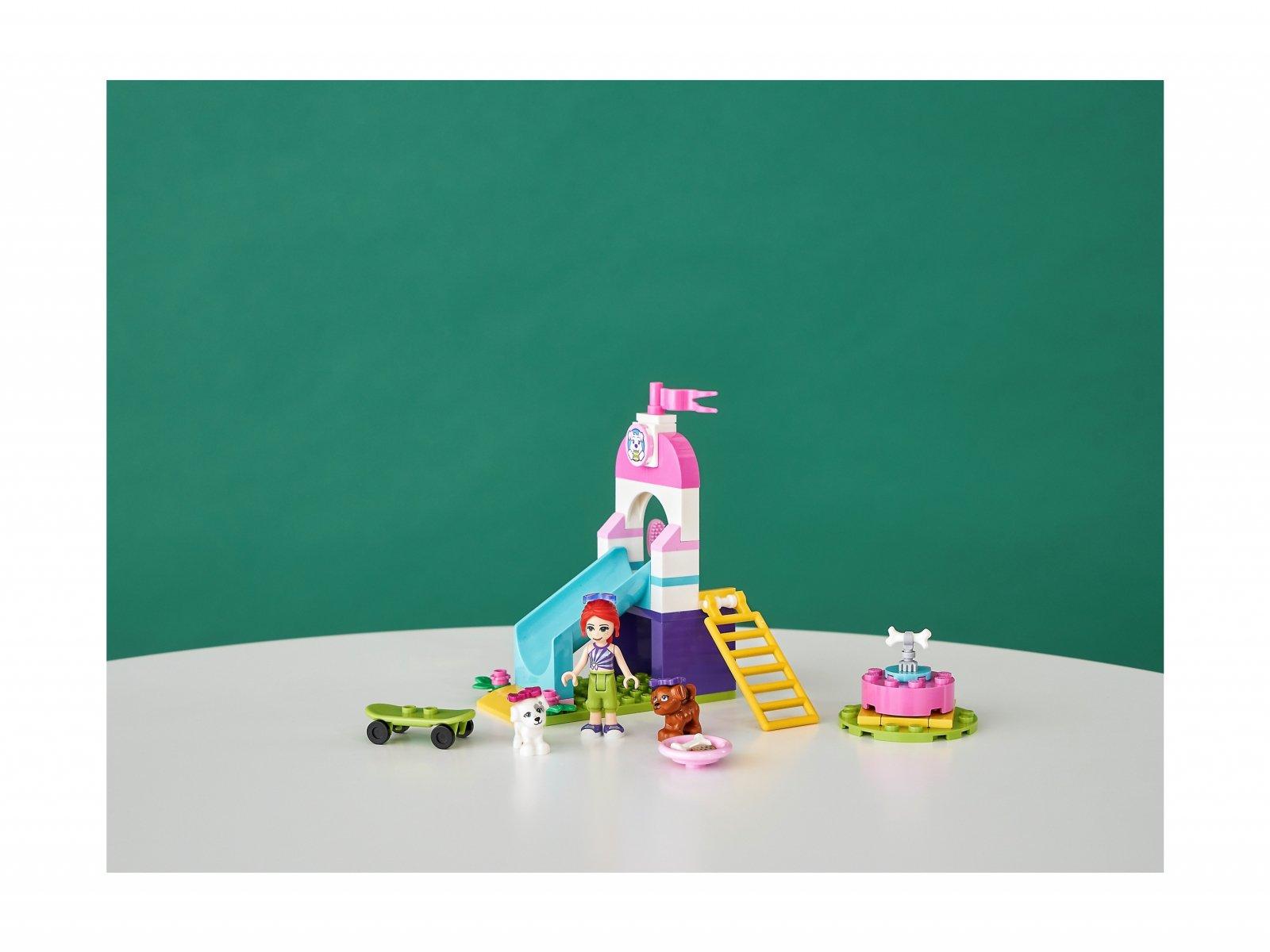 LEGO 41396 Friends Plac zabaw dla piesków