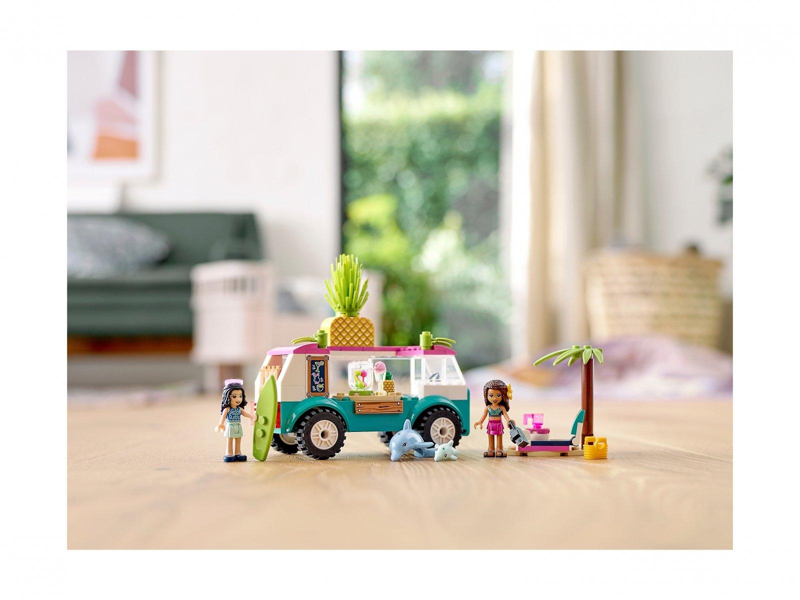 LEGO 41397 Food truck z sokami