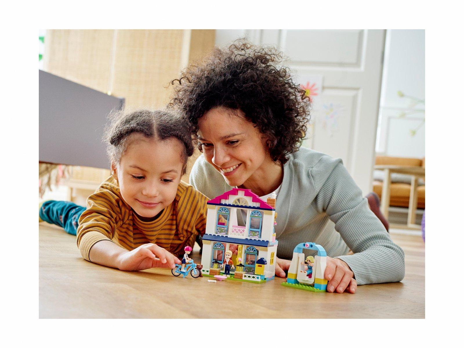 LEGO Friends Dom Stephanie 4+ 41398