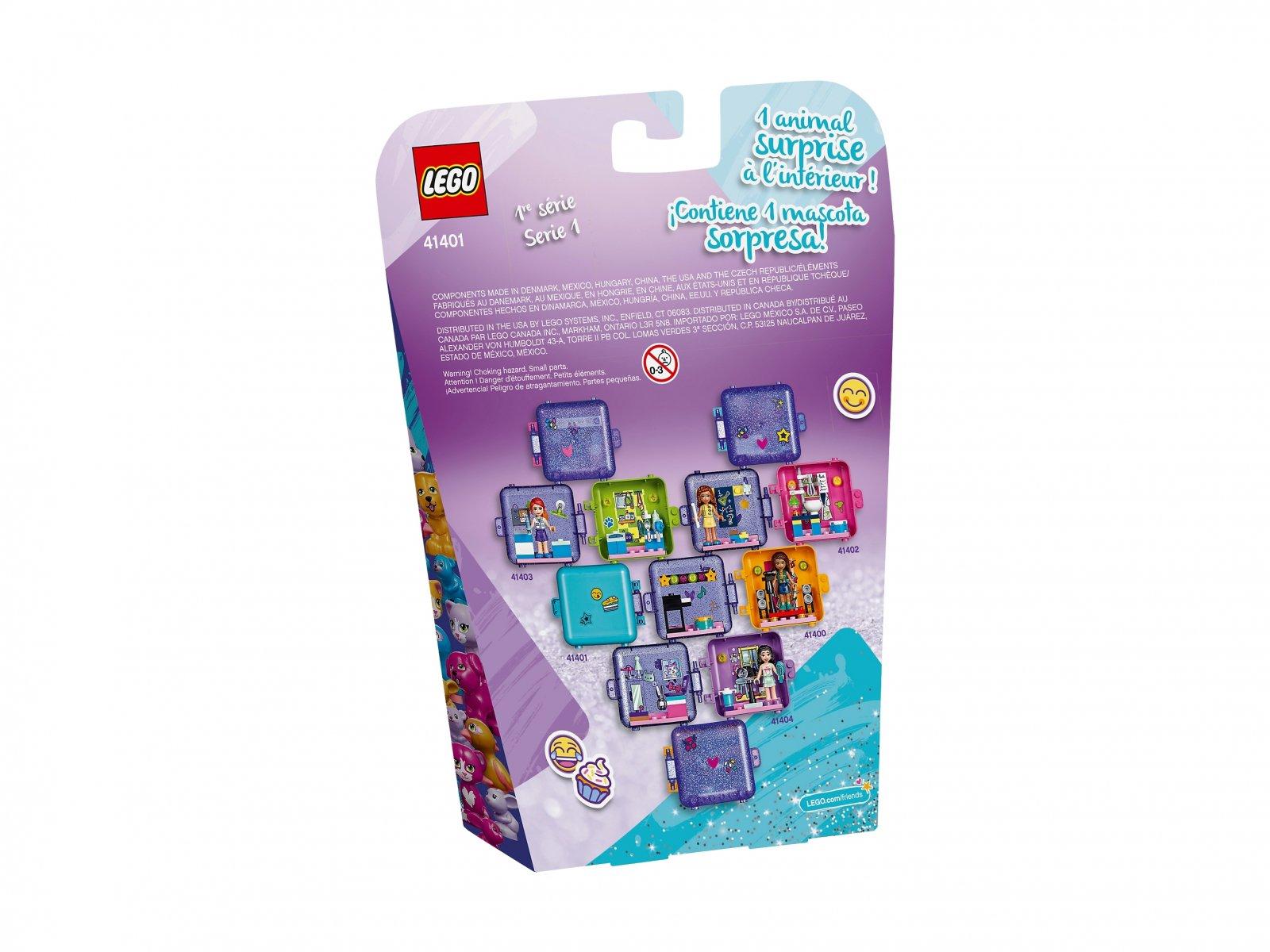 LEGO Friends Kostka do zabawy Stephanie 41401
