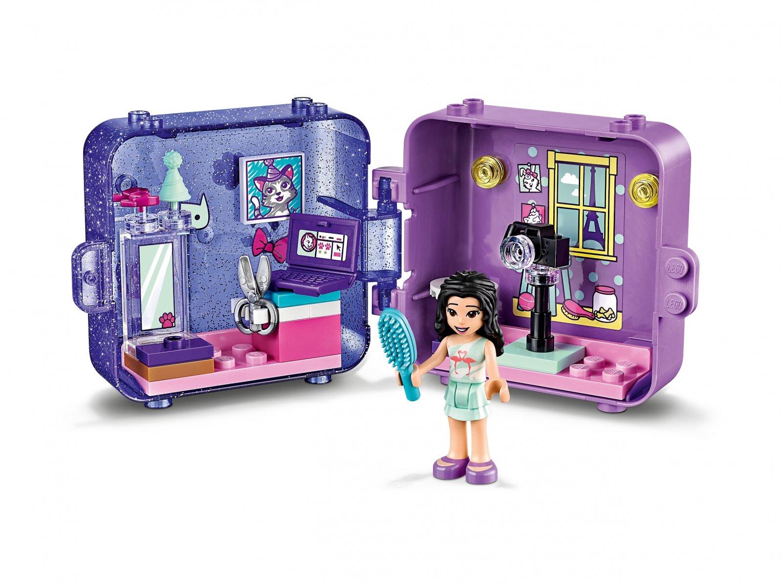 LEGO Friends 41404 Kostka do zabawy Emmy