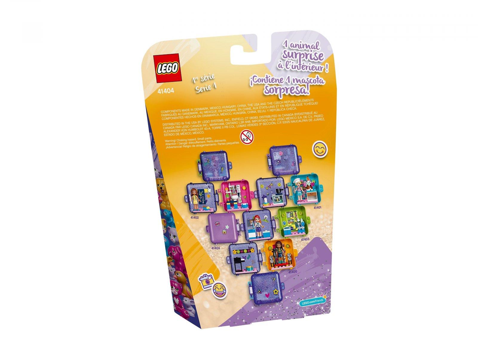 LEGO Friends Kostka do zabawy Emmy 41404