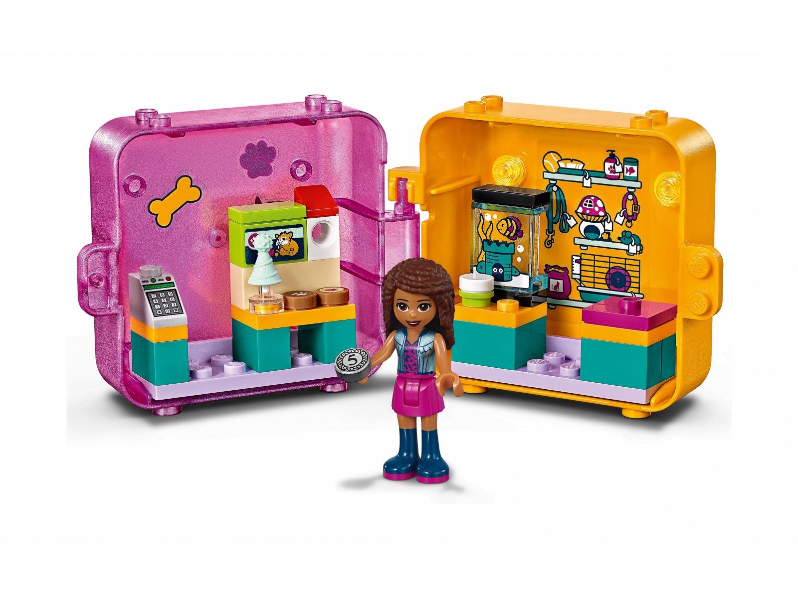 LEGO 41405 Kostka Andrei do zabawy w sklep
