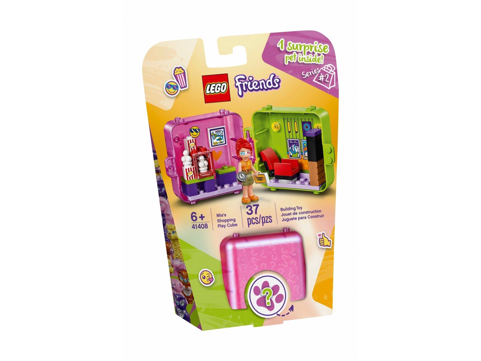 LEGO 41408 Friends Kostka Mii do zabawy w sklep