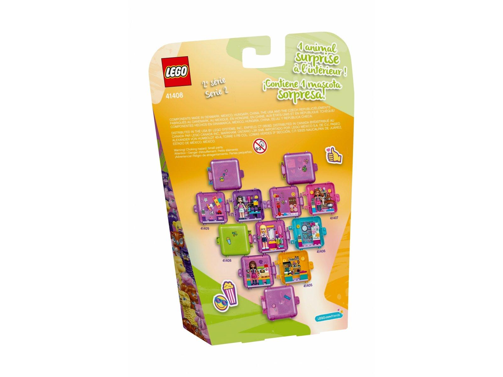 LEGO 41408 Kostka Mii do zabawy w sklep