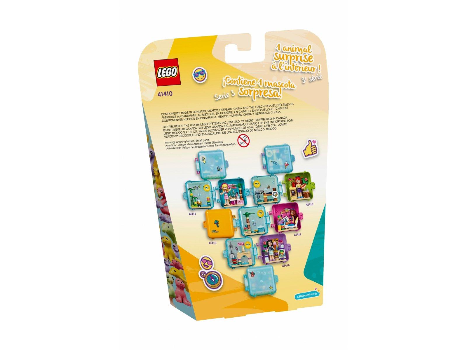 LEGO 41410 Letnia kostka do zabawy Andrei