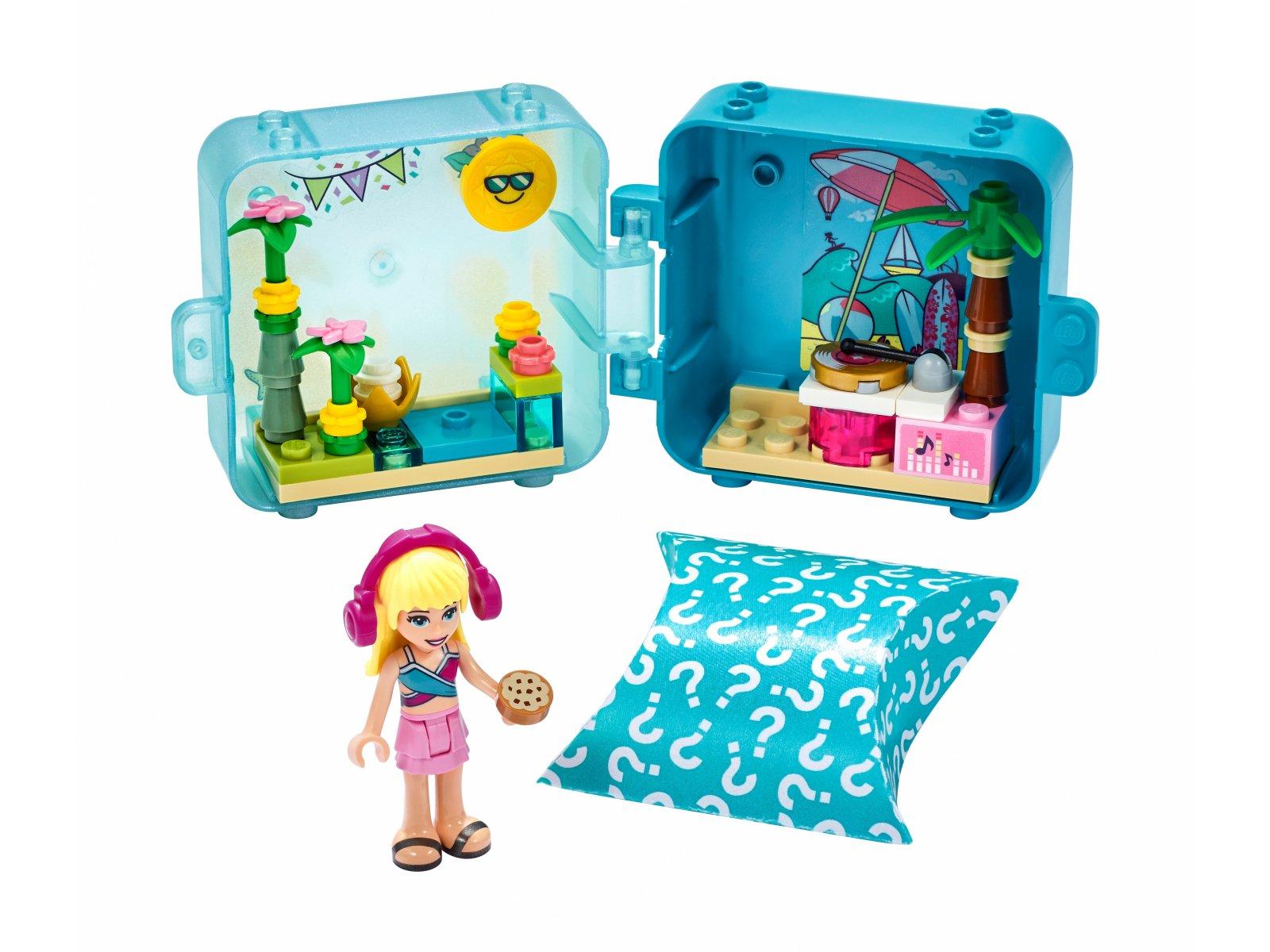 LEGO Friends 41411 Letnia kostka do zabawy Stephanie