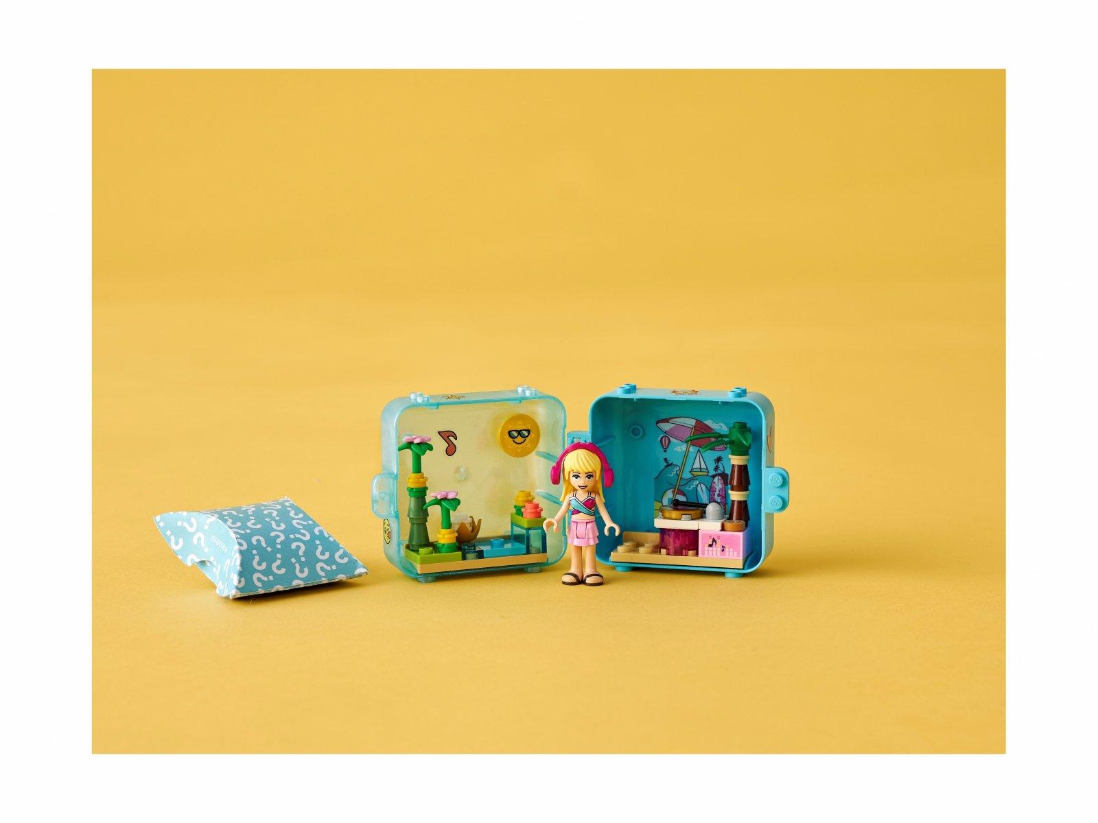 LEGO 41411 Friends Letnia kostka do zabawy Stephanie