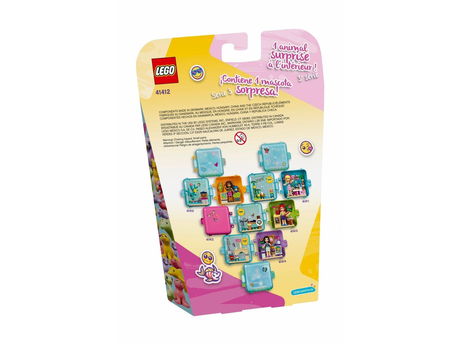 LEGO Friends Letnia kostka do zabawy Olivii 41412