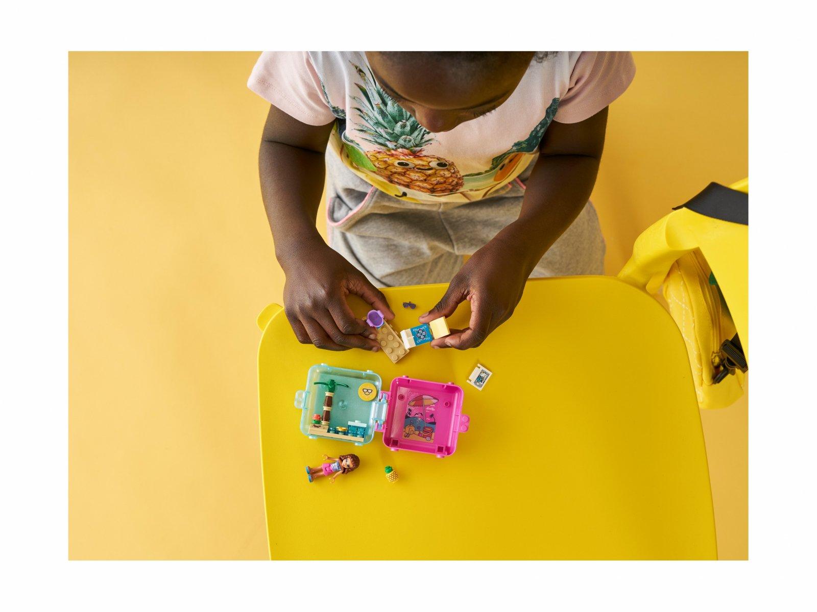 LEGO 41412 Letnia kostka do zabawy Olivii